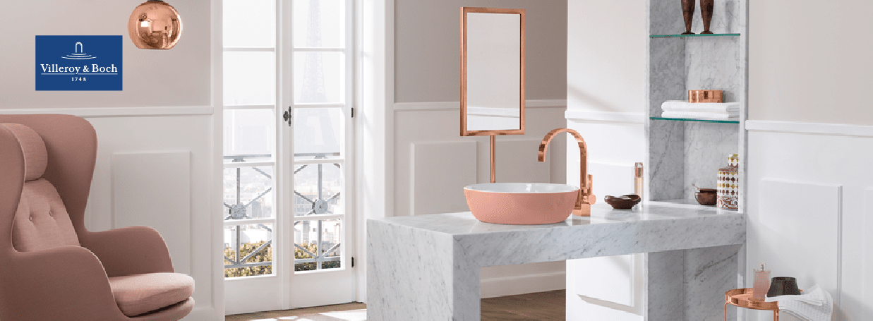 Villeroy&Boch Countertop Basins at xTWO