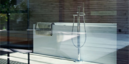 Duravit C.1 Freestanding Bathtub Faucet at xTWOstore