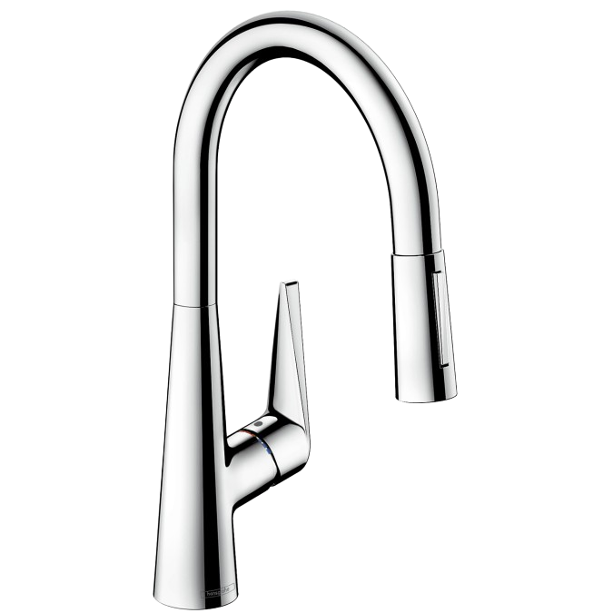 Hansgrohe kitchen faucets