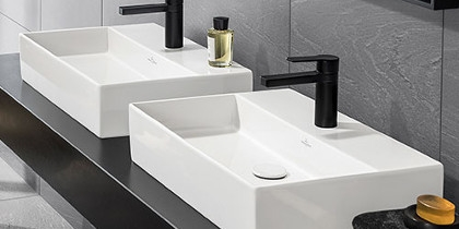 Villeroy Boch Memento 2.0 Washbasin Close-Up at xTWOstore